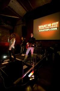 WHAThifi.com launch night