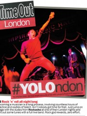 Time Out #YOLOndon – London's Finest WTF Experiences