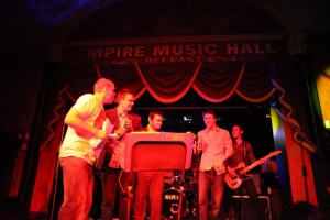The Empire, Belfast – january 2011