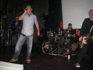 Chris Moyles Show at Milton Keynes – april 2009