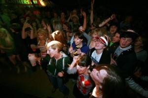 Latitude music and arts festival 2009, Hexham Park, Suffolk***Pic by David McHugh 07768 721637***