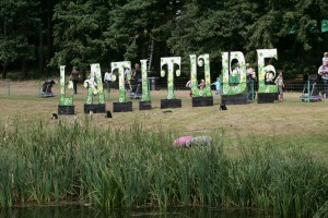 Latitude music and arts festival 2009, Hexham Park, Suffolk***Pic by David McHugh 07768 721637***