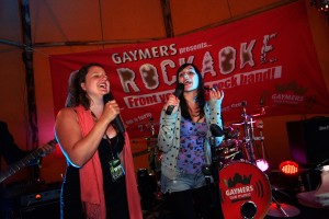 Gaymers Cider Garden 2009