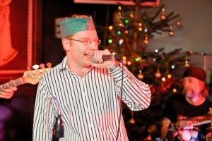 JP Morgan christmas party 2010