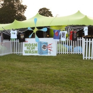 Camp Bestival - Mosh and Wash-2