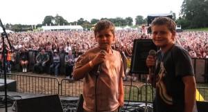 Chris Evans' Carfest – Summer 2012