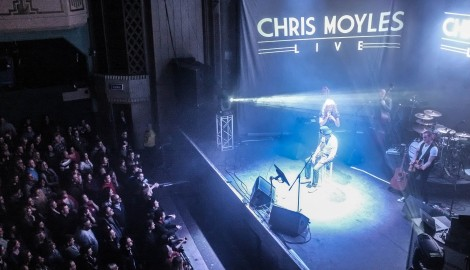 Chris Moyles Glasgow-18