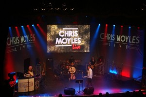 Chris Moyles Live – 2012