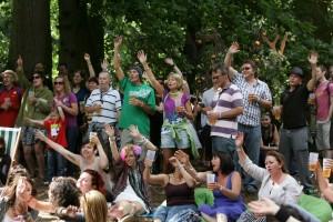 Latitude Festival 2010, Hexham Park, Suffolk ***Pic by David McHugh 07768 721637***