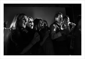 Nicky & Charles wedding in Barnes