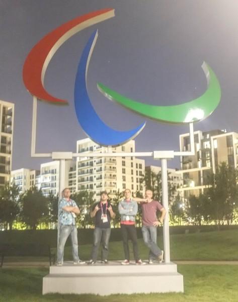 Olympics and Paralympics – London 2012
