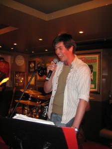 Hard Rock Cafe Xmas Showcase