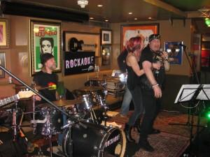 Xmas Party @ Hard Rock Cafe