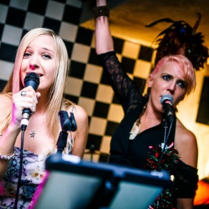 crazy crazy rockaoke nights