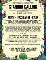 Standon Calling 2016 line-up