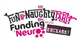 Funding Neuro Monsters of Rockaoke Halloween Party
