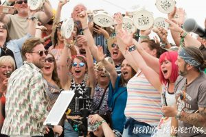 Kiwi Camp – Isle of Wight Festival 2017