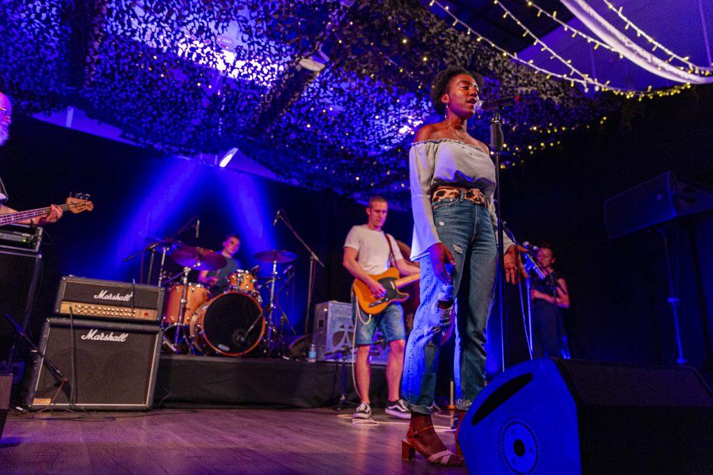 ROCKAOKE virtual gig @ Crystal Palace Festival